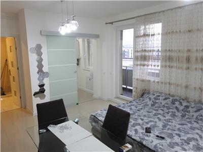Apartament 1 camera complet mobilat si utilat zona Terra