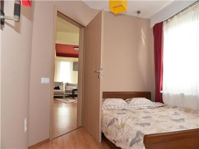 Inchiriere Apartament 4 camere, 110mp,2 balcoane,zona Intre lacuri