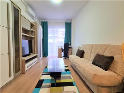 Apartament 2 camere, 50mp, terasa si parcare in Buna Ziua, complex Bonjour