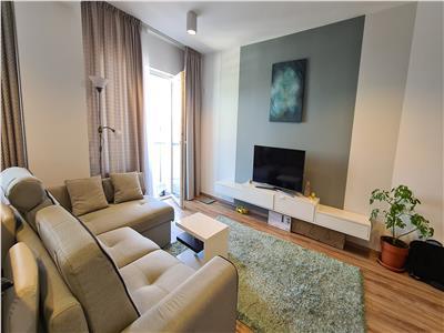 Inchiriere apartament modern 2 camere Buna Ziua, parcare, balcon !!!