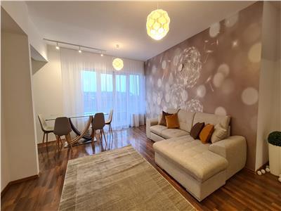 Apartament LUX 3 camere 93mp,balcon, parcare Plopilor, Parcul Rozelor