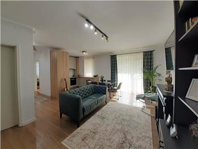 Apartament 3 camere LUX parcare garaj terasa gradina zona Teilor!