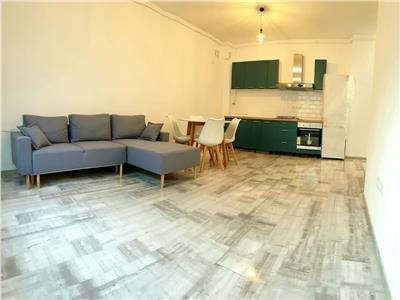 Apartament 2 camere, mobilat, bloc nou, zona Valea Garbaului