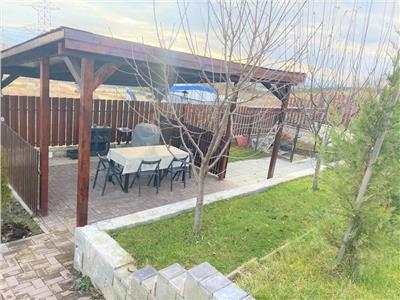 Casa individuala de vanzare, cartier Voronet