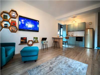 Apartament 2 camere LUX BUNA ZIUA+GRADINA+PARCARE