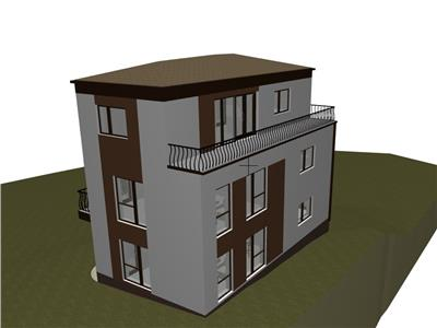 Casa de vanzare cu 2 apartamente in Floresti!