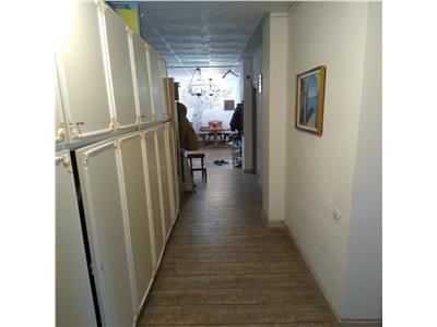 Apartament 3 camere, 2 bai, gradina, parcare, bloc nou!
