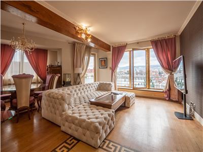 Apartament Lux zona centrala cu panorama spre oras