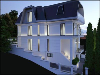 Casa cu teren generos si panorama spre oras zona Observator