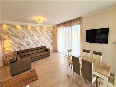 Apartament 4 camere LUX 120mp,terasa,parcare, Gheorgheni, Iulius Mall