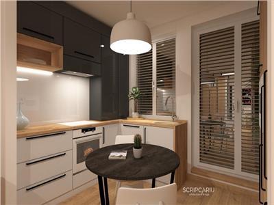 PRIMA INCHIRIERE Apartament 2 camere 55 mp,balcon, parcare, Centru, str Anton Pann