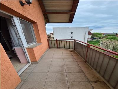 Duplex 4 camere,240mp,garaj,2 balcoane, gradina, Someseni, PET FRIENDLY