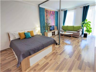 Apartament 1 camera,50mp,balcon, Andrei Muresanu, zona Sigma