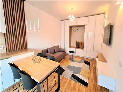 Apartament modern 1 camera 37mp,balcon,parcare, Buna Ziua
