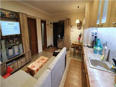 Apartament 2 camere, mobilat si utilat, parcare!