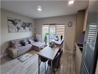 Apartament 2 camere LUX  zona Teilor