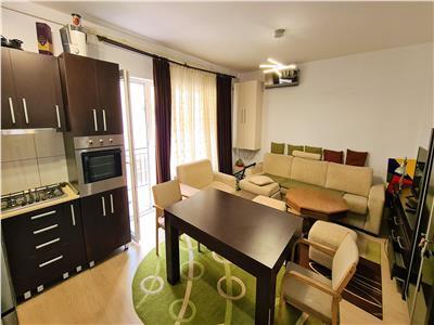 Apartament 3 camere, 61mp,2 balcoane,parcare, Europa, zona Luminia