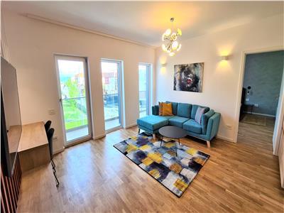 Apartament modern 3 camere 80mp,balcon,parcare, Buna Ziua
