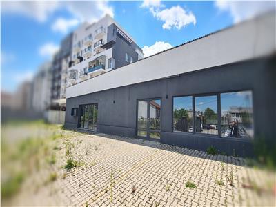 Inchiriere Spatiu pentru birouri 140mp, curte 280mp, Intre Lacuri, zona Iulius Mall