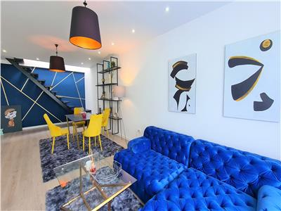 Casa moderna 120mp,parcare,curte,4 camere, Iris, zona Bosch