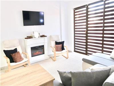 Apartament 3 camere, LUX, parcare, Buna Ziua