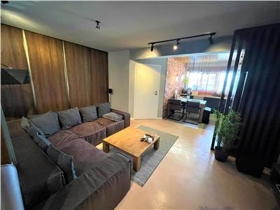 Apartament cu design neo-modernist, aproape de Hexagon Offices!