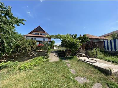 Casa Dambu Rotund cu panorama si 1000 mp teren