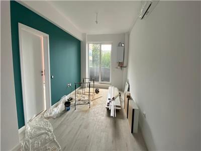 Apartament 2 camere, finisat si partial mobilat, parcare, Anton Pann