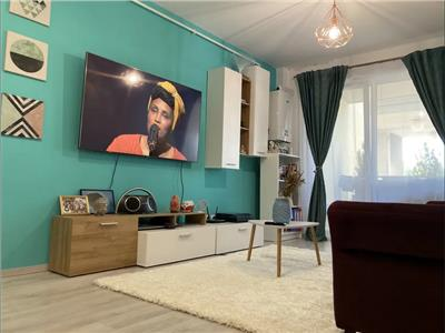 Living cu bucatarie si dormitor langa Grand Hotel Italia!