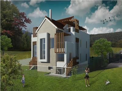 Casa in Borhanci cu panorama superba!