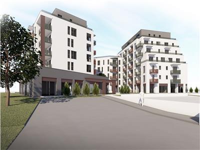 Apartament cu 3 camere bloc nou zona Kaufland  Marasti