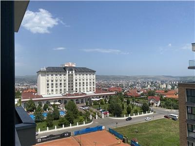 Apartament doua camere zona Grand Hotel Italia cu panorama