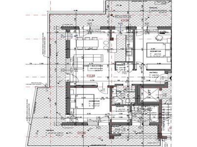 Comision 0%! Apartament semifinisat 3 camere garaj terasa lift zona Fagului!