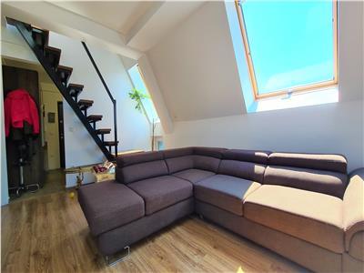 Apartament 3 camere, 70mp, 2 balcoane, parcare, Manastur, zona La Terenuri