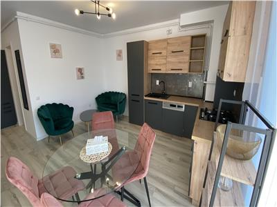 Apartament 2 camere la cheie, parcare subterana, gradina, zona Somesului