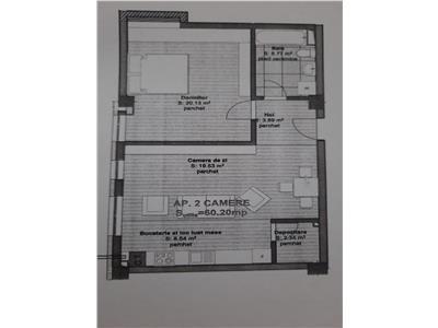 Apartament 2 camere finisaje la alegere ansamblu nou lift zona Eroilor!