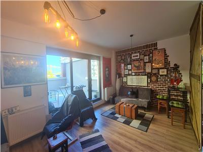Apartament 2 camere 63mp+terasa de 79mp, Sopor, Baza Sportiva Gheorgheni