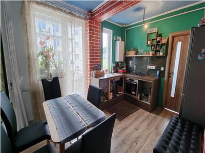 Apartament 3 camere 2 parcari subterane lift zona Terra!