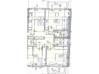Comision 0%. Apartamente semifinisate, 3 camere, zona Stejarului