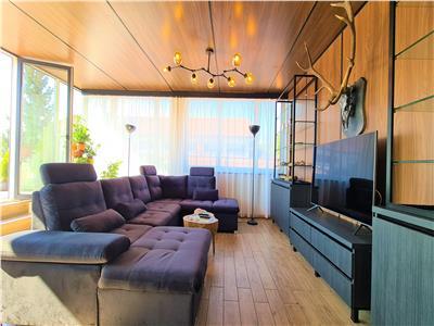 Penthouse Premium cu 3 camere si 2 terase generoase in Grigorescu, Zona TVR
