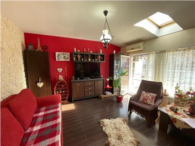 Apartament 1 camera, terasa, parcare, A.C., zona strazii Eroilor!