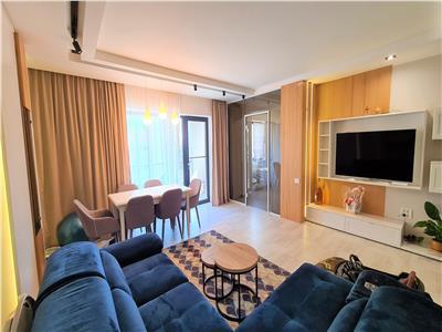 Apartament modern 3 camere 85mp,Sopor, zona Baza Sportiva Gheorgheni