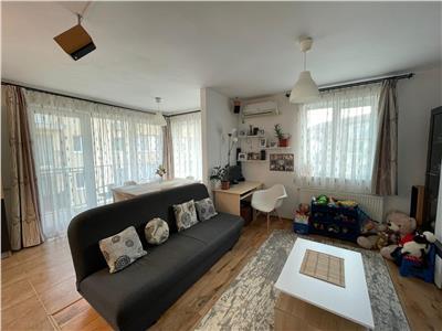 Apartament 2 camere, parcare, A.C., 58 mp, zona strazii Florilor!