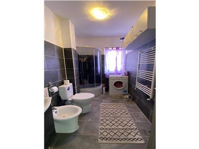 Apartament cu gradina, mobilat si utilat, zona Catanelor!