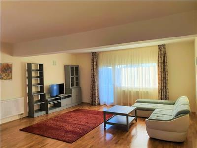 Apartament 4 cam.120mp, 4 balcoane,garaj,boxa A. Muresanu, DISP 01OCT