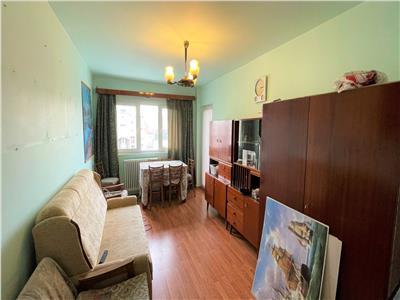 4 camere, etaj intermediar, sensul giratoriu Marasti!
