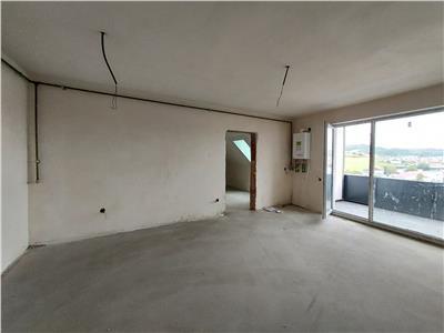 Apartament 2 camere semifinisat, bloc finalizat, lift, zona Cetatii!