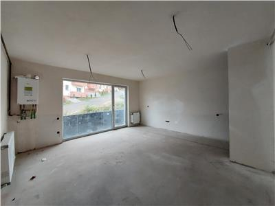 Apartament 1 camera, 38 mp, semifinisat, parcare, terasa, bloc nou, zona strazii Cetatii!