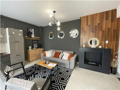 Apartament 2 camere, mobilat lux, parcare, imobil nou, A.C., zona strazii Cetatii!