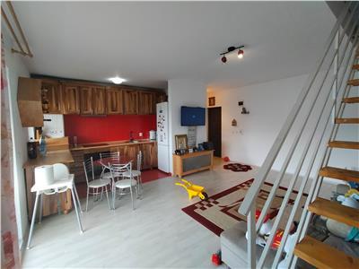 Apartament 4 camere, mobilat si utilat complet, parcare +garaj, zona Porii